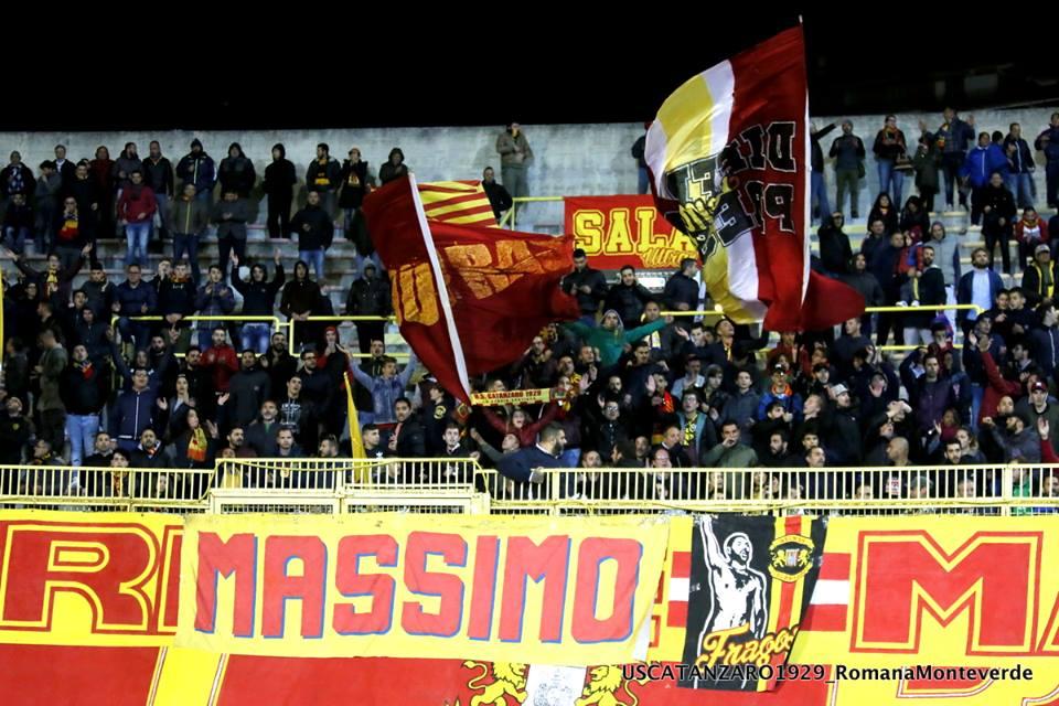 Catanzaro-Catania in diretta su Sportitalia