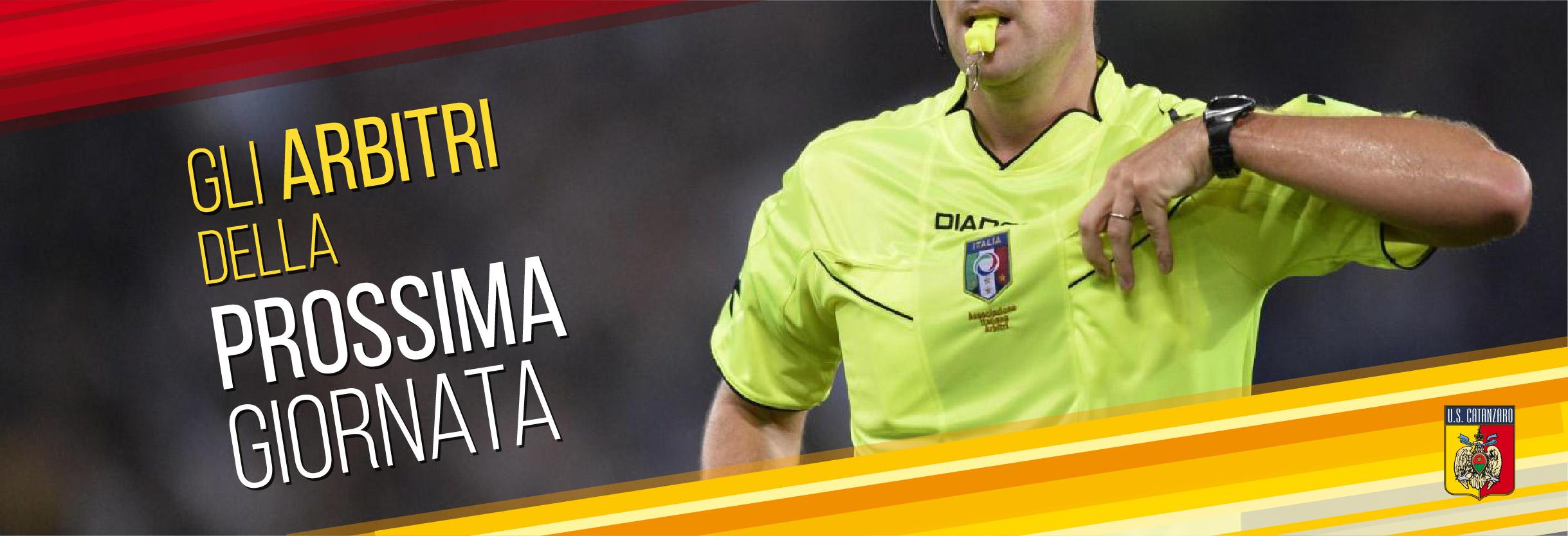 Rende – Catanzaro, arbitro toscano per la gara di venerdì