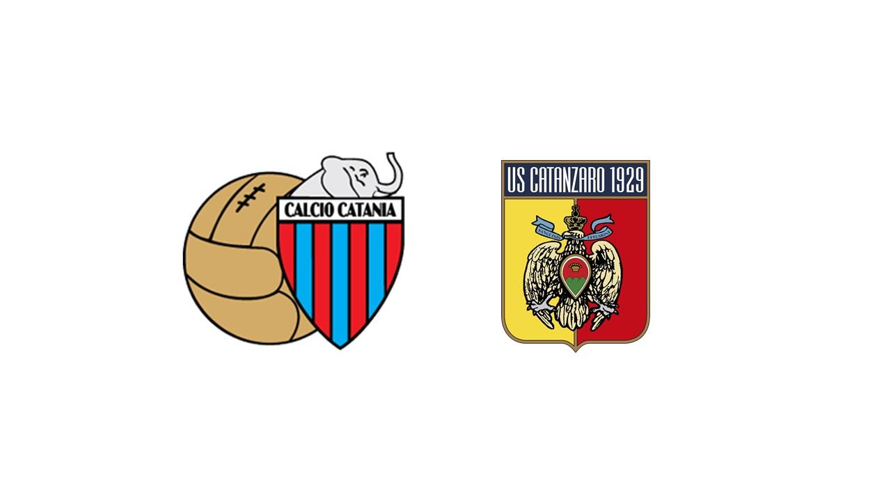 Coppa Italia Serie C, Catania-Catanzaro mercoledì 30 gennaio