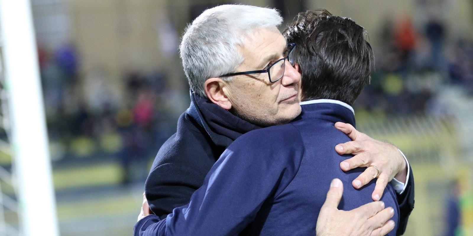 "Juve Stabia-Catanzaro, Noto: ""Una bella pagina di sport"""