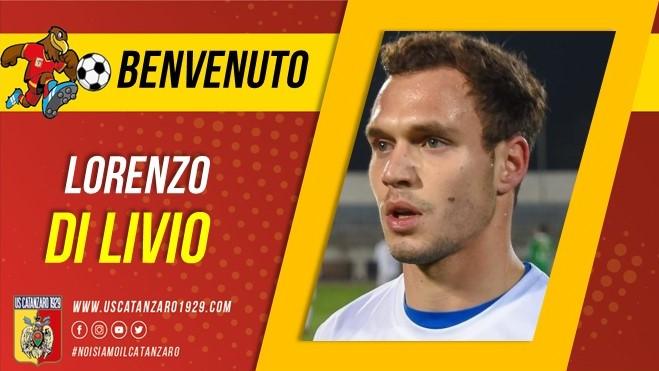 Dopo Martinelli firma anche Lorenzo Di Livio: tre anni in giallorosso