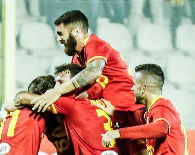 Un grande Catanzaro batte 3-0 il Catania