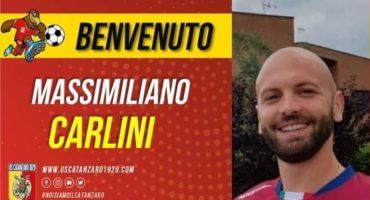 ufficiale-massimiliano-carlini-in-giallorosso